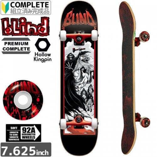 【ブラインド BLIND スケートボード コンプリート】KILL PREMIUM COMPLETE 92A[7.6インチ]NO109