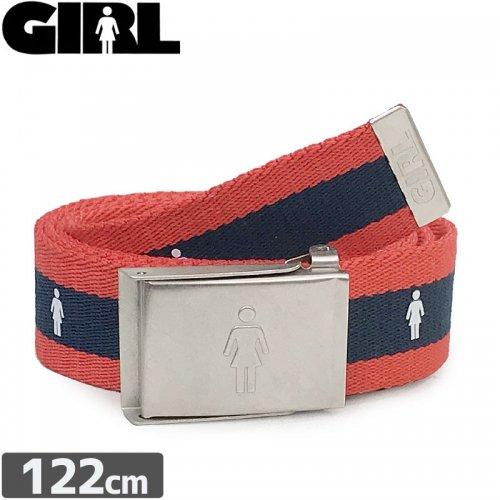 【GIRLSKATEBOARD ガールスケートボード ベルト】GIRL MICRO OG OPENER BELT【2トーン】NO14