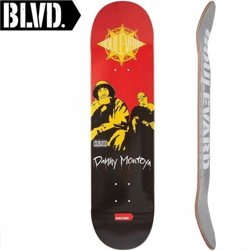 【ブルーバード BLVD スケートボード デッキ】GOLDEN AGE MONTOYA DECK [7.75インチ]NO13