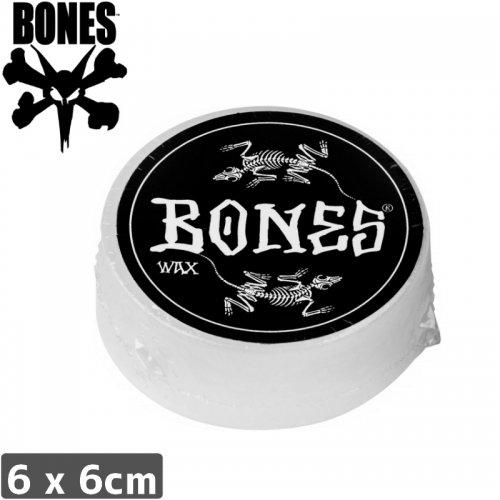 【ボーンズ BONES スケボー ワックス】BONES VATO WAX【ホワイト】NO2