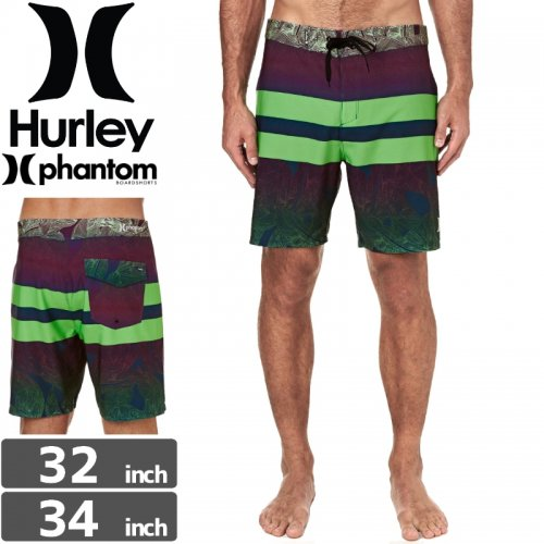【ハーレー HURLEY ボードショーツ】PHANTOM BLACKBALL LUSH BOARDSHORTS NO20