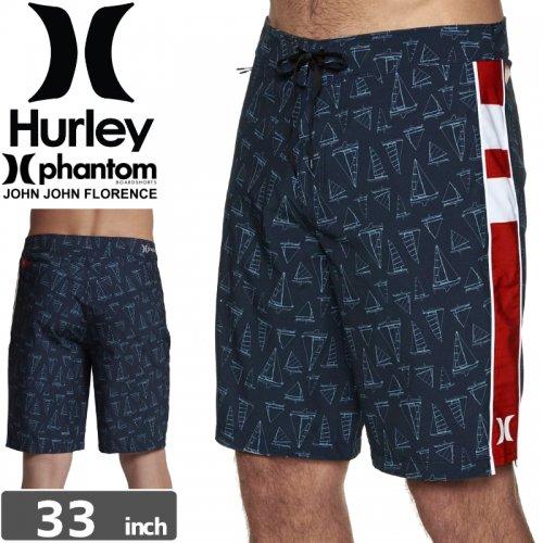 【ハーレー HURLEY ボードショーツ】PHANTOM JJF MARITIME NO23