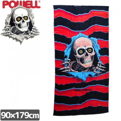 【パウエル POWELL ビーチタオル】RIPPER BEACH TOWEL【90x179cm】NO1
