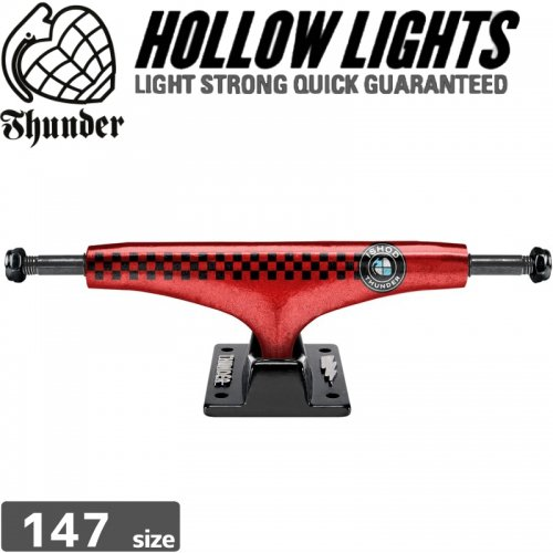 【THUNDER サンダー スケボー トラック】ISHOD WAIR RACING 2 HOLLOW LIGHTS【147】NO123