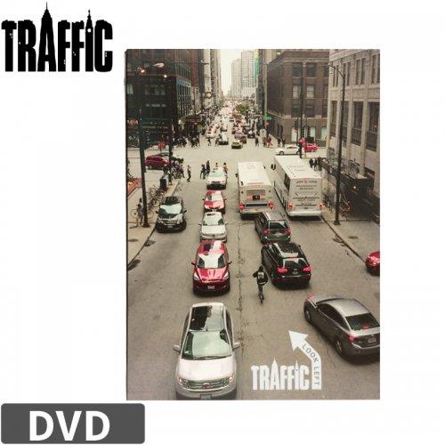 【TRAFFIC トラフィック スケボー DVD】LOOK LEFT NO1