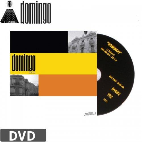 【DOMINGO ドミンゴ スケボー DVD】DOMINGO VOL.2 NO1