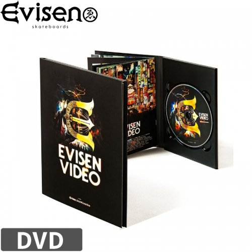 【EVISEN エビセン スケボー DVD】EVISEN VIDEO NO1
