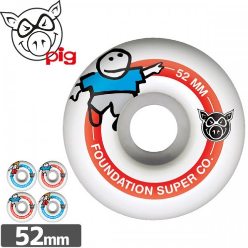 【ピッグ PIG WHEELS ウィール】WHIPPERSNAPPERS PROLINE NATURAL【52mm】【101A】NO41