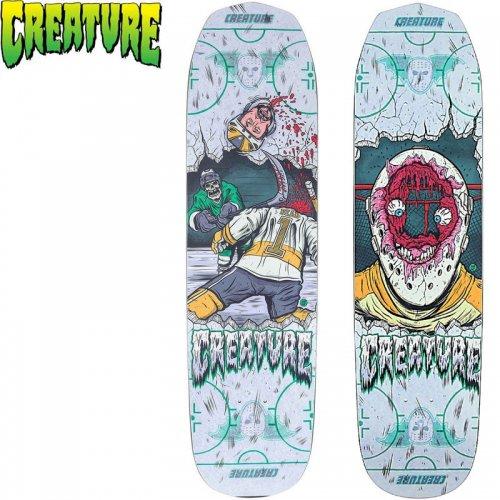 【クリーチャー CREATURE スケートボード デッキ】SLAPSHOT EVERSLICK[8.35インチ]NO149