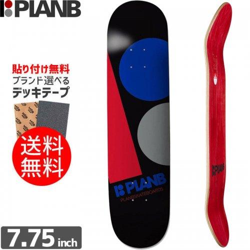 【プランビー PLAN-B デッキ】TEAM MASSIVE DECK[7.75インチ]NO141