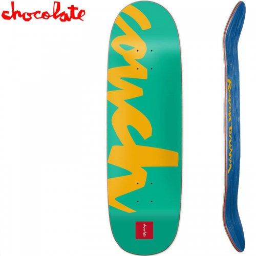 【チョコレート CHOCOLATE スケートボード デッキ】NICKNAMES CRUISER DECK[9.25インチ]NO165