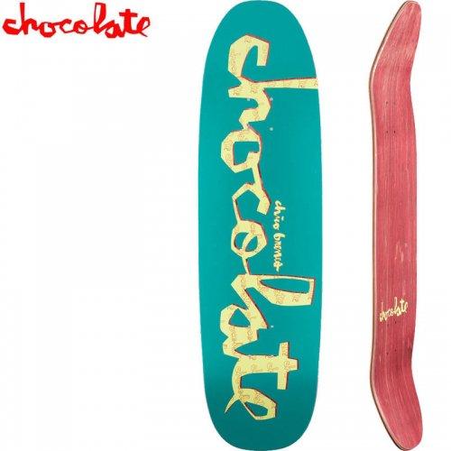 【チョコレート CHOCOLATE スケートボード デッキ】ORIGINAL CHUNK CRUISER DECK[9.0インチ]NO166