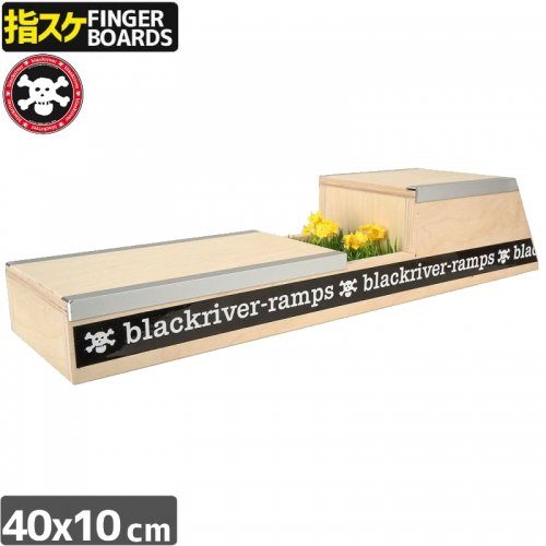 【ブラックリバー BLACKRIVER 指スケ】+BLACKRIVER- CHRIS KRAFT SIGNATURE RAMP【40cm】NO39