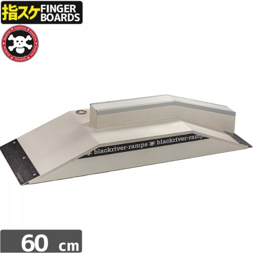 【ブラックリバー BLACKRIVER 指スケ】+BLACKRIVER- FUNBOX LEDGE【60cm】NO40