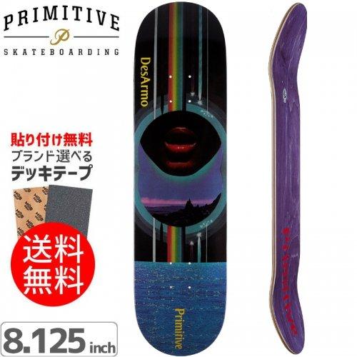 【PRIMITIVE プリミティブ スケボー デッキ】DESARMO ATLAS DECK [8.125インチ] NO45