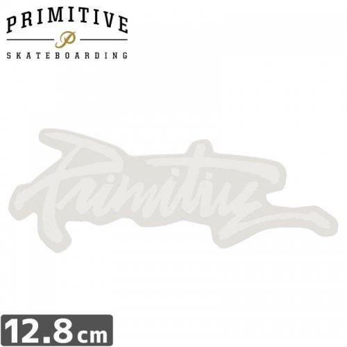 【プリミティブ PRIMITIVE スケボー ステッカー】THRASHED STICKER【5cm×12.8cm】NO20