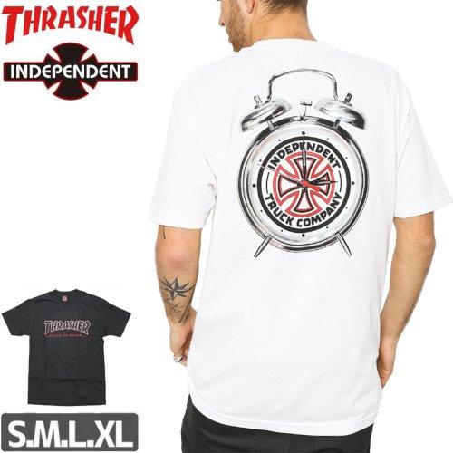 【インディペンデント スラッシャー Tシャツ】INDEPENDENT x THRASHER TTG TEE NO158