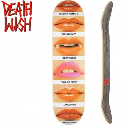 【デスウィッシュ DEATH WISH スケボー デッキ】KIRBY COSMETICS DECK[8.0インチ]NO68