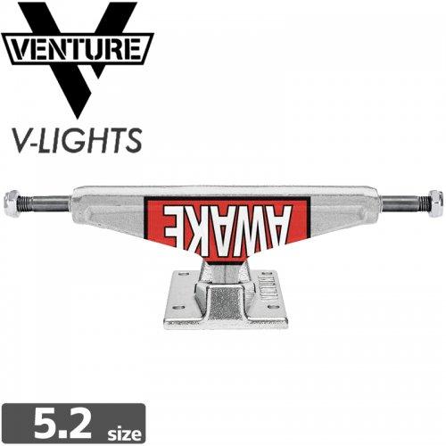 【VENTURE ベンチャー スケボー トラック】MOTTO TEAM V-LIGHT【5.2】NO98