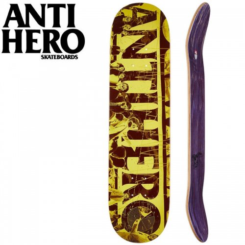 【ANTI HERO アンタイヒーロー デッキ】THIRD QUARTER PRICE POINT DECK[7.75インチ][8.06インチ][8.25インチ][8.5インチ]NO119