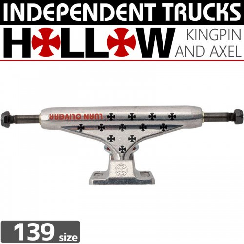 【INDEPENDENT トラック】STAGE 11 LUAN OLIVEIRA HOLLOW TRUCKS【139】NO99