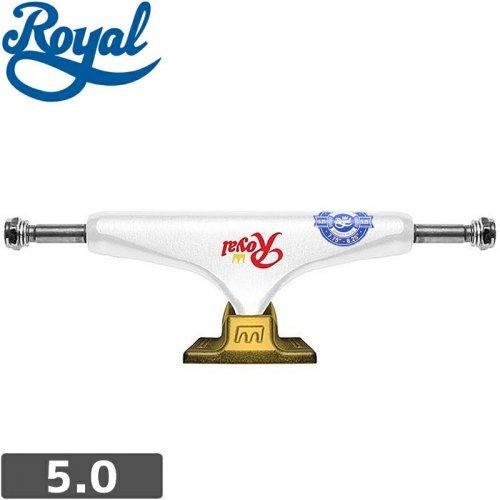 【ROYAL ロイヤル スケボー トラック】KENNEDY PRO STANDARD TRUCKS【5.0】NO55
