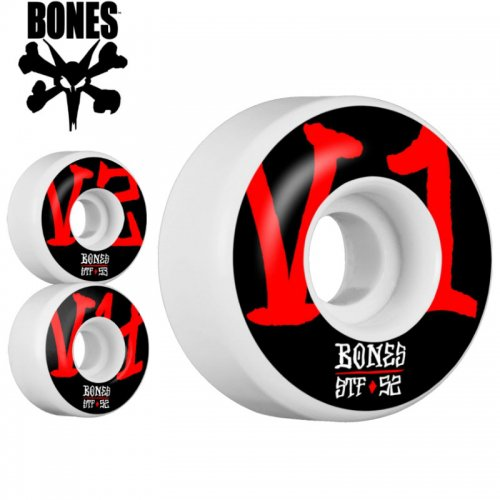 【ボーンズ BONES スケボーウィール】STF ANNUALS WHEEL 【V1】【V2】【V4】【52mm】【53mm】NO157