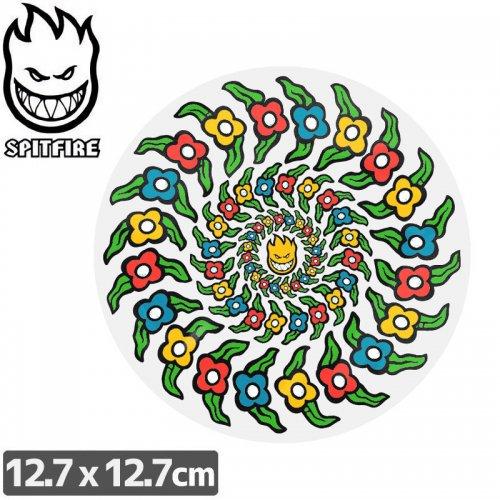 【スピットファイアー SPITFIRE スケボー ステッカー】GONZ PRO CLASSIC【12.7cmx12.7cm】NO100