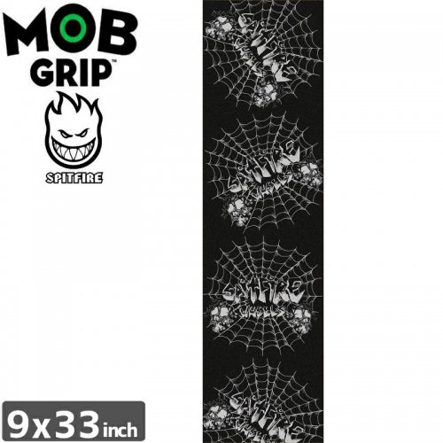 【モブグリップ MOB GRIP デッキテープ】SPITFIRExLOTTIES GRIPTAPE【9 x 33】NO169