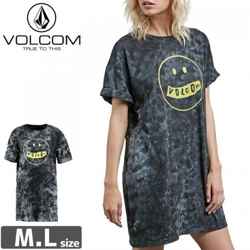 【VOLCOM WOMENS ボルコム レディース Tドレス】MOOD GOOD DRESS【タイダイ】NO3