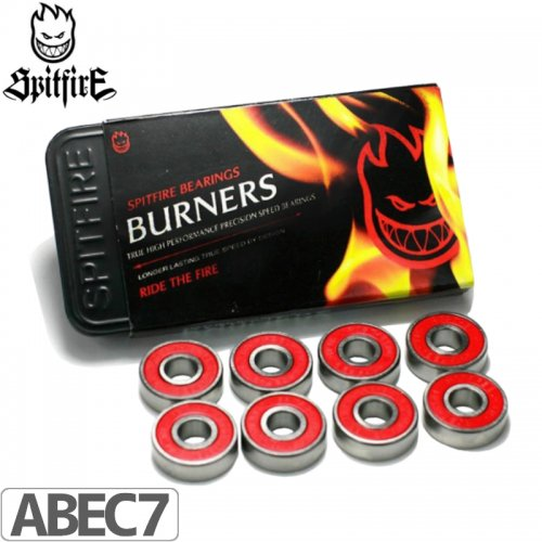 【SPIT FIRE スピットファイヤー ベアリング】BURNERS BEARINGS【ABEC7】NO2
