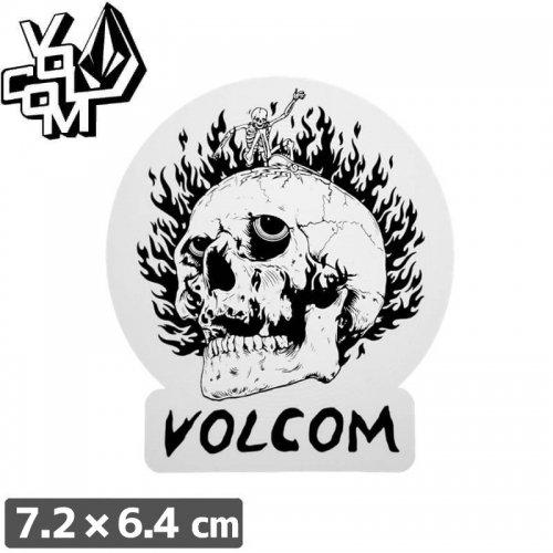 【ボルコム VOLCOM ステッカー】STICKER【7.2cm x 6.4cm】NO328