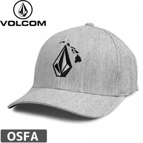 【ボルコム VOLCOM キャップ】FULL STONE CHAIN HAT【グレー】ハワイ限定 NO69