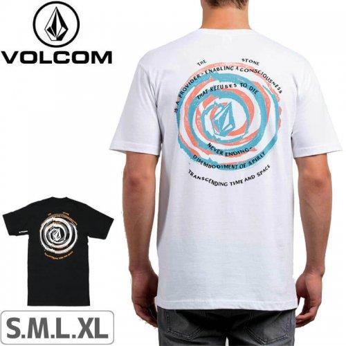 【VOLCOM ボルコム Tシャツ】COMES AROUND S/S TEE【ホワイト】NO102