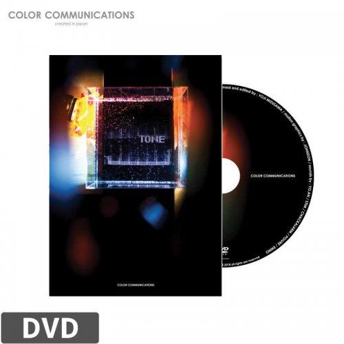 【スケボー スケートボード 映像作品】 COLOR COMMUNICATIONS DVD TONE NO1