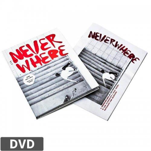 【スケボー スケートボード 映像作品】NEVERWHERE SKATE DVD NO1