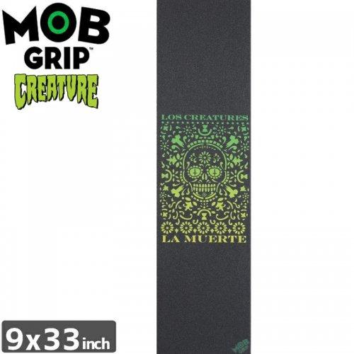【モブグリップ MOB GRIP デッキテープ】CREATURE LA MUERTE GRIPTAPE【9 x 33】NO182