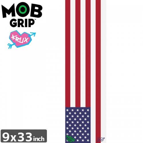 【モブグリップ MOB GRIP デッキテープ】KRUX AMERICANA GRIPTAPE【9 x 33】NO189