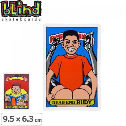 【ブラインド BLIND スケボー ステッカー】MULTI STICKER【9.5cm x 6.3cm】NO56