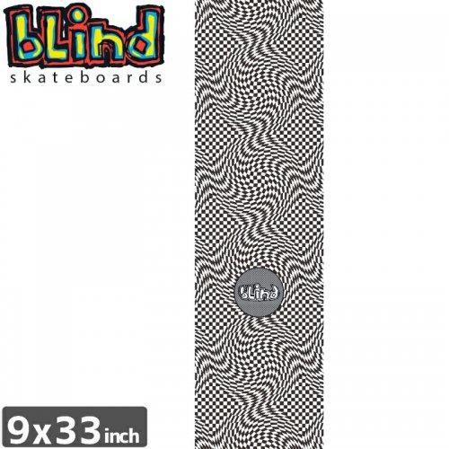 【BLIND ブラインド スケボー デッキテープ】WARPED OG GRIPTAPE【9 x 33】NO7