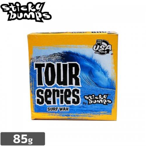 【サーフ ワックス サーフィン WAX】Sticky Bumps TOUR SERIES WARM/TROP【夏用】NO1