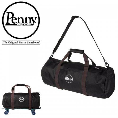 【ペニー PENNY スケボー キャリーバッグ】DUFFLE BAG【ブラック】NO3