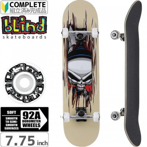 【ブラインド BLIND スケートボード コンプリート】REAPER AXE FP COMPLETE 92A[7.75インチ]NO113