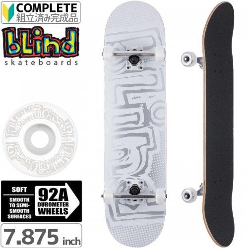 【ブラインド BLIND スケートボード コンプリート】MATTE OG LOGO FP COMPLETE 92A[7.875インチ]NO115