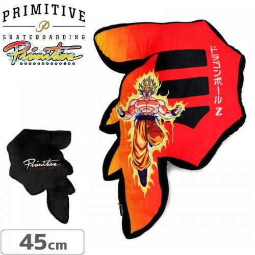 【Primitive x Dragon Ball Z プリミティブ ドラゴンボールZ】Goku Dirty P Pillow 【クッション】NO1