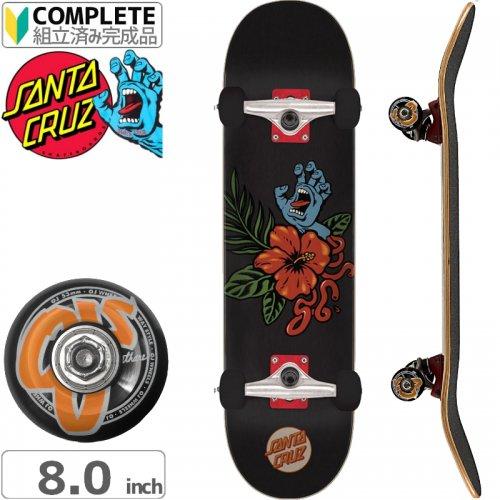 【サンタクルーズ SANTA CRUZ スケートボード コンプリート】VACATION HAND COMPLETE 99A[8.0インチ]NO62