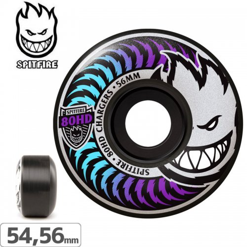【SPITFIRE スピットファイア ウィール】80HD CLASSIC CHARGERS ICEY FADE【54mm】【56mm】NO231