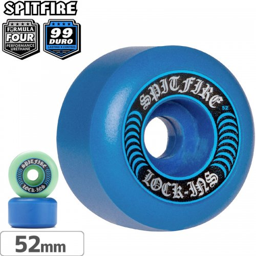 【SPITFIRE スピットファイアー ウィール】F4 FORMULA FOUR LOCK INS MASHUP【99D】【52mm】NO240