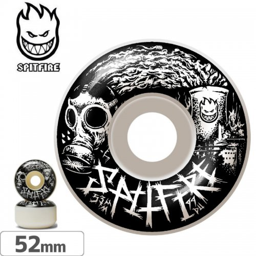 【SPITFIRE スピットファイアー ウィール】SPITCRUST CLASSICS【99D】【52mm】NO244