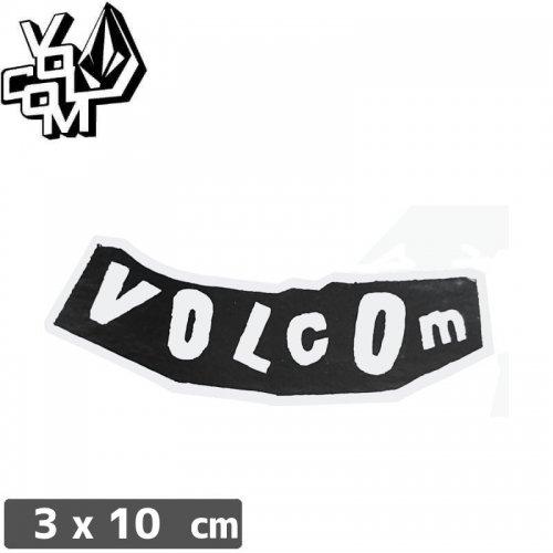 【ボルコム VOLCOM ステッカー】STICKER【6.8cm x 6.8cm】NO331